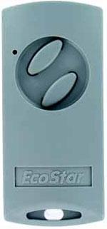 T l commande ecostar rse 2 - Telecommande porte de garage ecostar ...