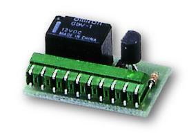 Module relais NICE MXT motorisation portail