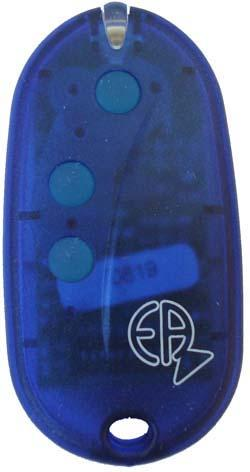 T l commande seav be happy s3 bleu for Coque telecommande garage