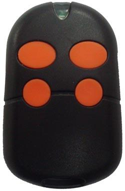 T l commande sentinel access 4c orange - Pile telecommande orange ...