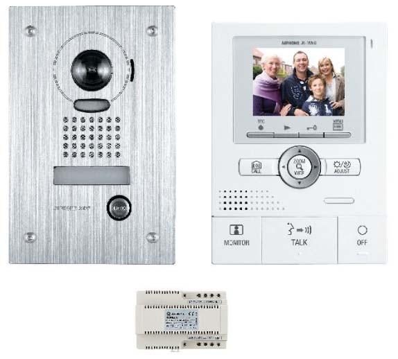 Interphone AIPHONE JKS1AEDF Kit comprenant : 1 x JK1MED + 1 x JKDVF +... par LeGuide.com Publicité