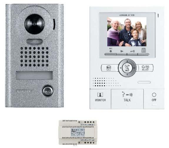 Interphone AIPHONE JKS1AEDV Kit comprenant : 1 x JK1MED + 1 x JKDV +... par LeGuide.com Publicité