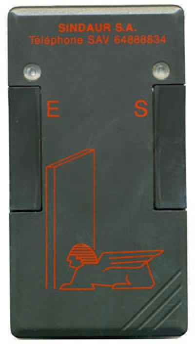 t l commande sindaur s38 tx2. Black Bedroom Furniture Sets. Home Design Ideas