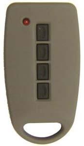 T l commande wayne dalton e4f pushb for Porte de garage wayne dalton confort 9100
